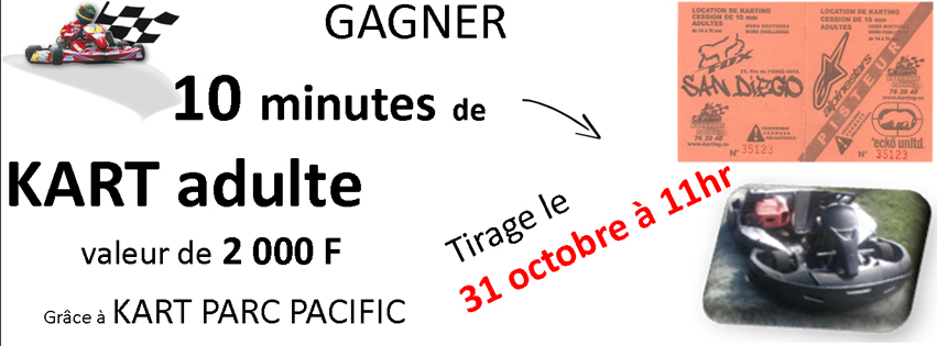 10 minutes ADULTE A GAGNER